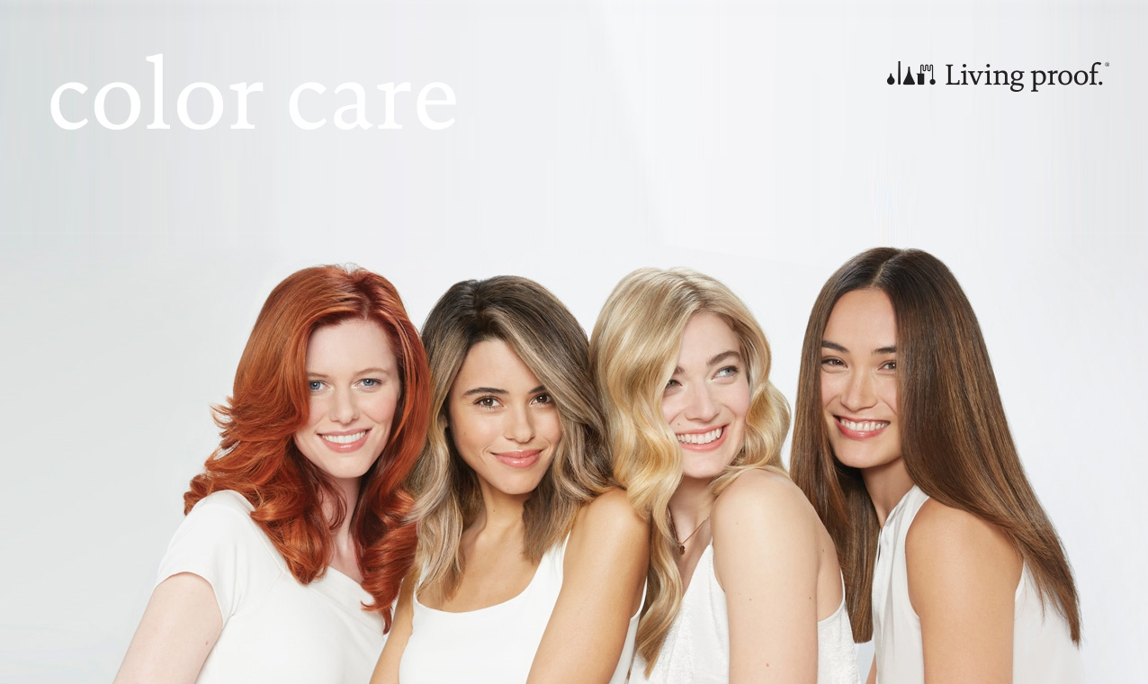 Color Care de Living Proof: Impulsa tu color para hacerlo el doble de duradero