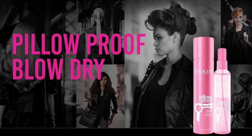 ¿Conoces Pillow Proof Blow Dry de Redken? ¡Descubrelo en nuestro blog!