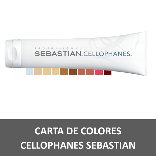 Carta colores Cellophanes