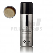 Kmax Concealing Color Spray Castaño Claro 200ml