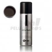 Kmax Concealing Color Spray Castaño Oscuro 200ml