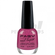 Esmalte Raspberry Jelly Faby Cream 15ml LCB012