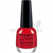 Esmalte Red Reflex Faby Cream 15ml LCF031