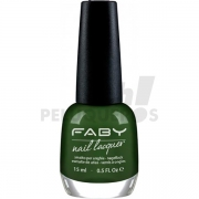 Esmalte Mint Bubbles Faby Cream 15ml LCF019