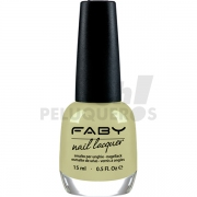 Esmalte Moonwalk Faby Cream 15ml LCM015