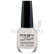 Esmalte Optical White Faby Cream 15ml LCS100