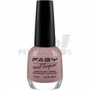 Esmalte Sensual Touch Faby Cream 15ml LC F030