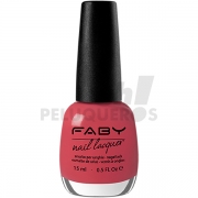 Esmalte Shopping in Camden Town Faby Cream 15ml LCJ011