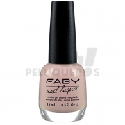 Esmalte Soft Pink Faby Sheers 15ml LCS091