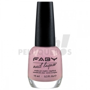 Esmalte Tea Time Faby Cream 15ml LCF007