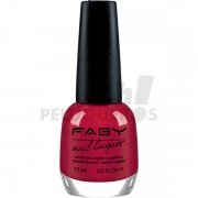 Esmalte Valentinas Day Faby Cream 15ml LCE004