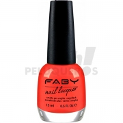 Esmalte Lucky Coral Faby Cream 15ml LCG021