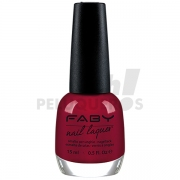 Esmalte Red At Night Faby Cream 15ml LCG015