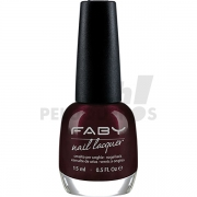 Esmalte For Greta Purple or Brown Faby Shimmers 15ml LCE002