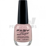 Esmalte Naturally Faby Cream 15ml LC I019