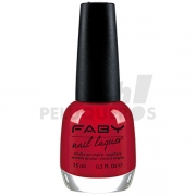 Esmalte Red Hot Faby Cream 15ml LCI020