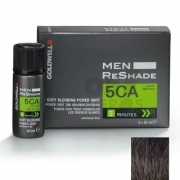 Color Men Reshade 5CA 4 Ampollas x20ml