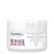 Dualsenses Blondes & Highlight 60Sec Treatment 200ml