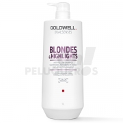 Dualsenses Blondes & Highlight Anti-Yellow Champú 1000ml