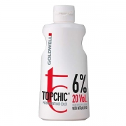 Cream Developer Locion Topchic 6% 1000ml