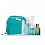 Set de viaje Moroccanoil® Destination Smooth
