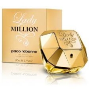 LADY MILLION Eau de Perfume 80ml