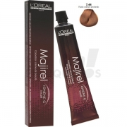 Majirel Absolu Tinte nº7.44 Rubio Cobrizo Intenso 50ml