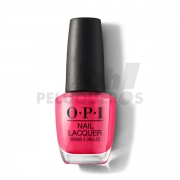 OPI Charged Up Cherry  15ml