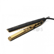 Plancha de Pelo C1 Dark Collection Black Soft Touch Gold