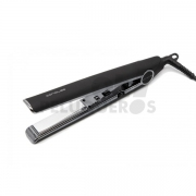 Plancha de Pelo C1 Dark Collection Black Soft Touch Silver
