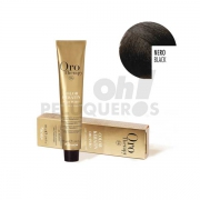 Crema Colorante Permanente Sin Amoniaco Negro 100ml