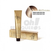 Crema Colorante Permanente Sin Amoniaco Extra Rubio Platino 100ml