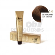 Crema Colorante Permanente Sin Amoniaco Castaño Claro 100ml
