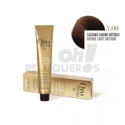 Crema Colorante Permanente Sin Amoniaco Castaño Claro Intenso 100ml