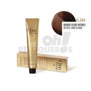 Crema Colorante Permanente Sin Amoniaco Rubio Oscuro Intenso  100ml