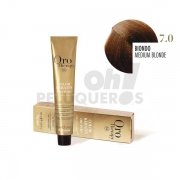 Crema Colorante Permanente Sin Amoniaco Rubio  100ml
