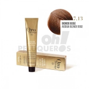 Crema Colorante Permanente Sin Amoniaco Rubio Beige 100ml