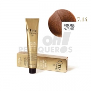 Crema Colorante Permanente Sin Amoniaco Avellana 100ml