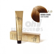 Crema Colorante Permanente Sin Amoniaco Rubio Claro 100ml