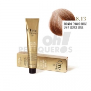 Crema Colorante Permanente Sin Amoniaco Rubio Claro Beige 100ml