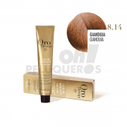 Crema Colorante Permanente Sin Amoniaco Gianduia 100ml