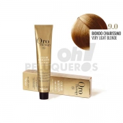 Crema Colorante Permanente Sin Amoniaco Rubio Clarisimo 100ml