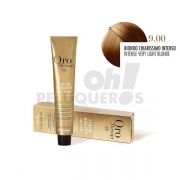 Crema Colorante Permanente Sin Amoniaco Rubio Clarisimo Intenso 100ml