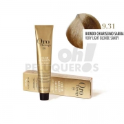 Crema Colorante Permanente Sin Amoniaco Rubio Clarisimo Arena 100ml