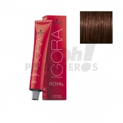 Schwarzkopf Igora Royal 4-68 Castaño Medio Marrón 60ml