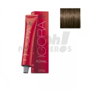Schwarzkopf Igora Royal 5-0 Castaño Claro Natural 60ml