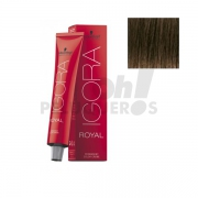 Schwarzkopf Igora Royal 5-63 Castaño Claro Marrón 60ml