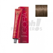 Schwarzkopf Igora Royal 6-00 Rubio Oscuro Natural 60ml