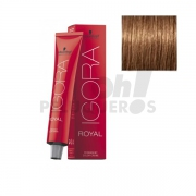 Schwarzkopf Igora Royal 7-55 Rubio Medio Dorado Intenso 60ml