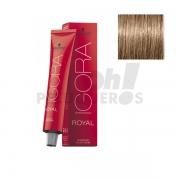 Schwarzkopf Igora Royal 8-00 Rubio Claro Natural Intenso 60ml
